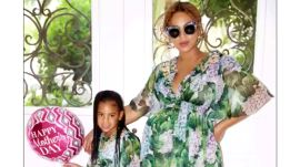 8 of Beyoncé and Blue Ivy's Best Twinning Moments
