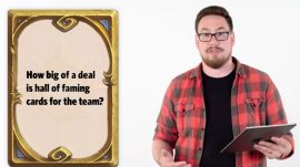 Blizzard answers unsolved mysteries of the Hearthstone universe