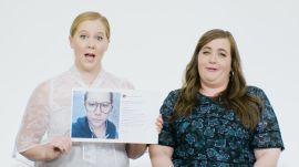 Amy Schumer and Aidy Bryant Explain Their Instagram Photos