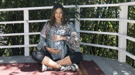 Miranda Kerr Rewrites the Maternity Fashion Rules