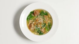 Low-Commitment Wedding Soup