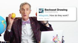 Bill Nye Answers Science Questions From Twitter