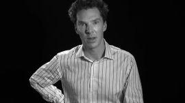 "Benedict Cumberbatch Admits ""Birdman"" Made Him Cry"