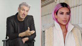 Kim Kardashian's Hairstylist Chris Appleton Breaks Down Her Most Iconic Looks