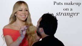 Mariah Carey Tries 9 Things She's Never Done Before