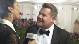 James Corden on Ocean's 8 and the Met Gala