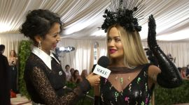 Rita Ora on Almost Knocking Off Her Headpiece Before the Met Gala