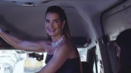 Brooke Shields Takes Us Inside Her Manhattan Townhouse on Met Gala Day