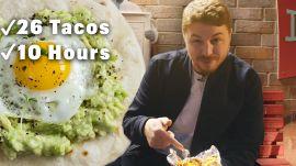 Bon Appétit: Alex Eats It All Video Series
