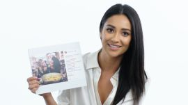 Shay Mitchell Explains Her Instagram Photos