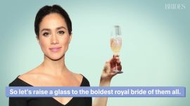 Meghan Markle Gets a Wedding Makeover