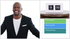 Everything Terry Crews Does in a Day
