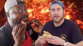 Brad Makes Whole Hog BBQ with Rodney Scott