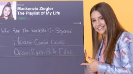 Mackenzie Ziegler Creates the Playlist to Her Life