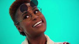 Behind Issa Rae's Fresh GQ Photo Shoot