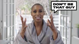 "Issa Rae: Don't Be ""That Guy"""