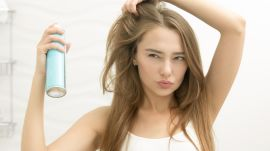 10 Quick Fixes for Static Hair