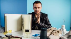 Liam Payne Shows Off His 10 Must-Have Essentials