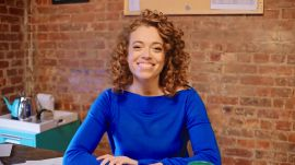 Michelle Wolf on the White House Correspondents' Dinner and Running into Oprah