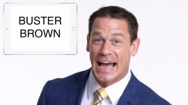 John Cena Teaches You Trucker Slang