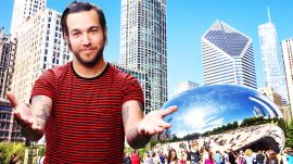 Pete Wentz Shares His Favorite Spots in Chicago