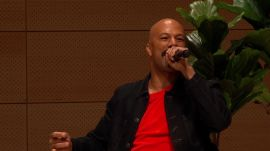Check Out Common's Freestyle Rap About the Teen Vogue Summit