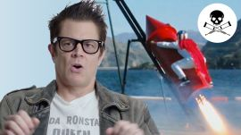 Johnny Knoxville Breaks Down Every Injury of His Career