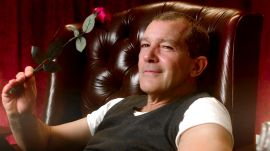 Antonio Banderas Reads Mind-Blowing Facts About Love