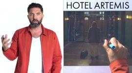 Hotel Artemis' Director Breaks Down Jodie Foster's Opening Scene