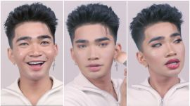 Bretman Rock's Makeup Transformation Tutorial