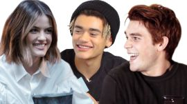 Riverdale Cast, Lucy Hale and More Play 'Truth or Dare'