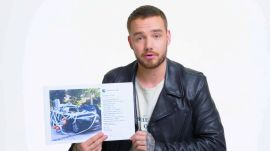 Liam Payne Explains His Instagram Photos