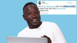 Hannibal Buress Goes Undercover on Twitter, YouTube and Wikipedia
