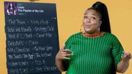Lizzo Creates the Playlist of Her Life