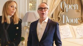 Inside Tommy Hilfiger's $50 Million Penthouse in the Plaza Hotel | Open Door