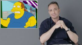 Hank Azaria Runs Through His Iconic 'Simpsons' Voices and Movie Roles