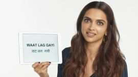 Deepika Padukone Teaches You Hindi Slang