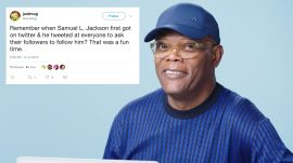 Samuel L. Jackson Goes Undercover on Reddit, Twitter, and Wikipedia