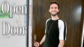 Zedd Gives a Home Tour of His House in the Hills | Open Door