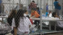 The Haunting Cries of Immigrant Children