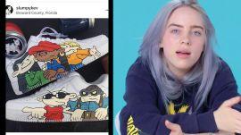 Billie Eilish Breaks Down Her Favorite Instagram Follows