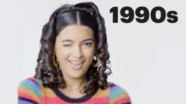 100 Years of Beauty: 1990s Trends