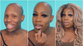 RuPaul's Drag Race Star Monét X Change's Drag Transformation Tutorial