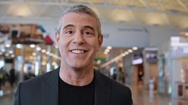 Andy Cohen Wants to Know Where You'd Have That Destination Wedding