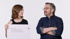 Alison Brie & Marc Maron Answer the Web's Most Searched Questions