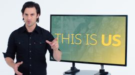 "Milo Ventimiglia Recaps ""This is Us"" Seasons 1 & 2 in 12 Minutes"