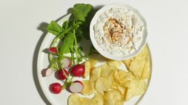 Slow-Roasted Onion and Garlic Dip