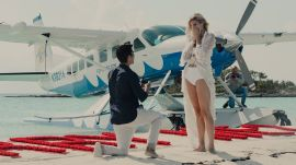 Victoria's Secret Model Devon Windsor's Perfect Proposal
