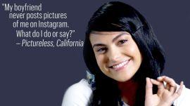 Camila Mendes Gives Life Advice