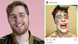 Garrett Watts Reacts to His Old Instagram Photos